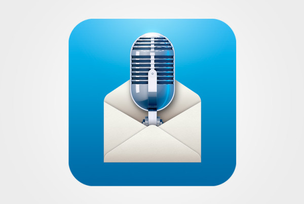 Say It And Mail It App Icon